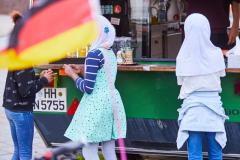 18.07.2020:  Nachbarschaftliches Kulturcafe BOOTsWagen feat. Jerry K. Reed
