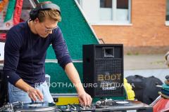 11.09.2020:  Americanarock-Band Tijuana aus Hamburg Hamm am BOOTsWagen Kulturcafe