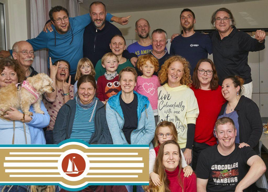 08.11.2019: Nachbarschaftsinitiative BOOT Hamburg: Danke-Schoen-Veranstaltung